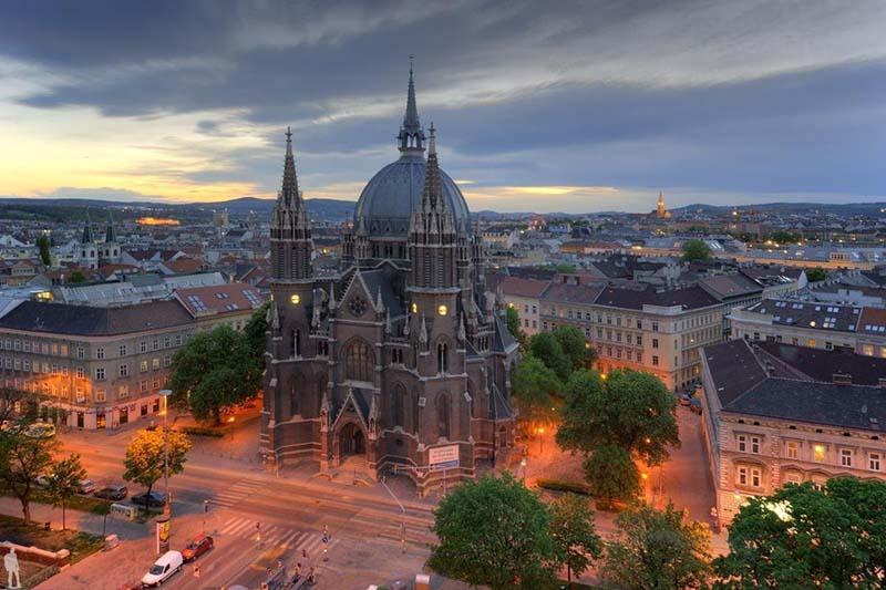 Вена: музыкальная столица мира