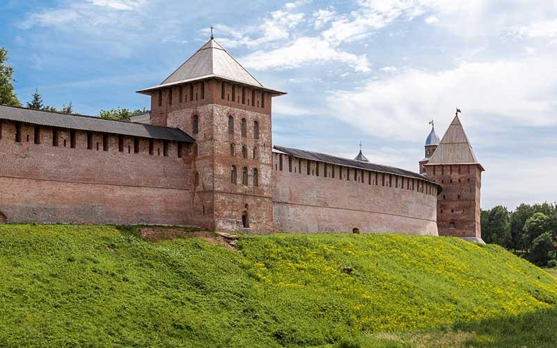 Новгородская крепость