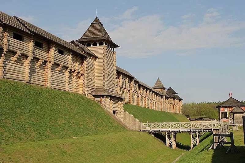 Российские крепости, сохранившиеся до нашего времени