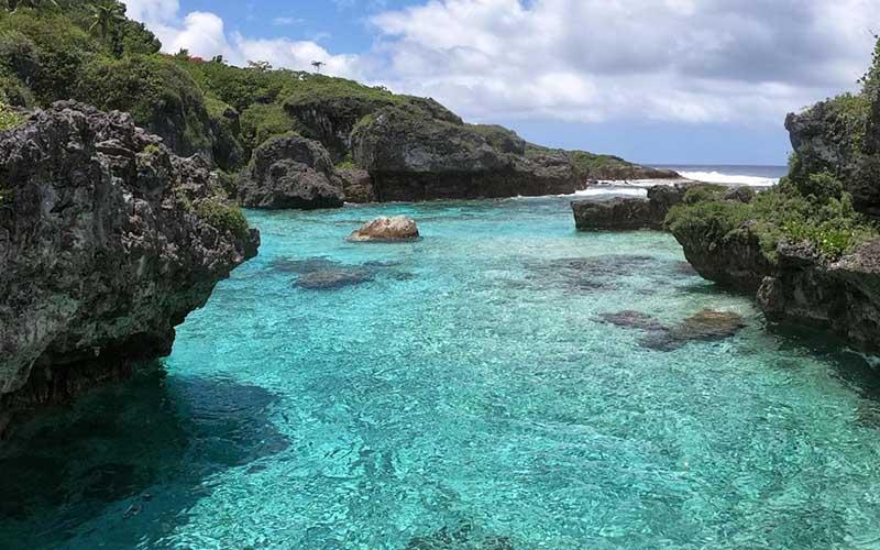 Ниуэ: одно из самых маленьких государств мира
