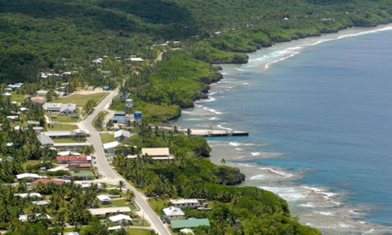 столица Ниуэ — это маленький поселок, он довольно богатый