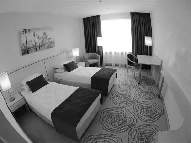 Внутренний интерьер гостиницы интурист не нравился чиновникам