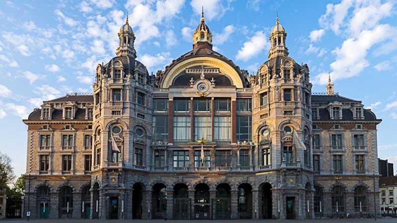 Антвеpпен-Центрaльный