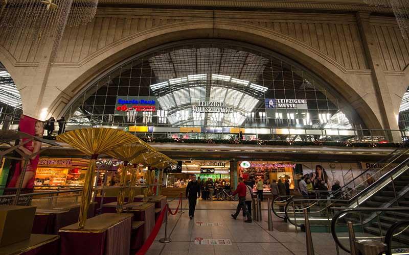 Вокзалы с красивой архитектурой