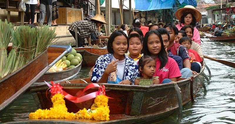 Таиланд — это страна улыбок