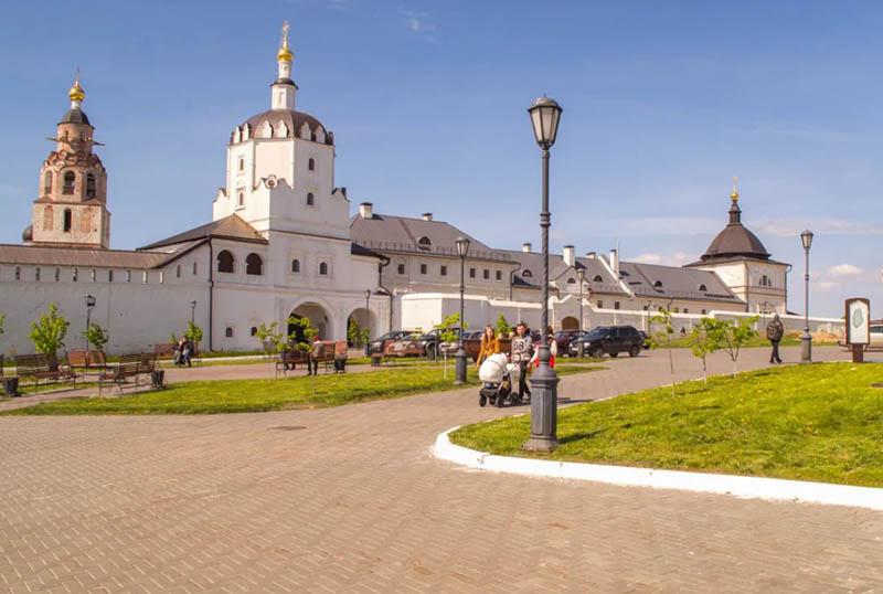 город Свияжск был в 16 веке при правлении Ивана Грозного
