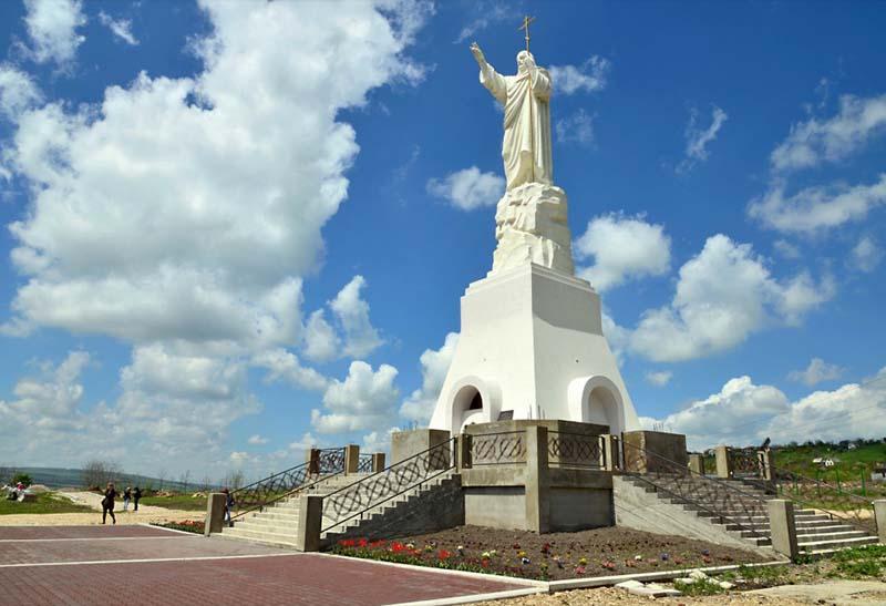 В каких странах еще есть статуи Иисуса