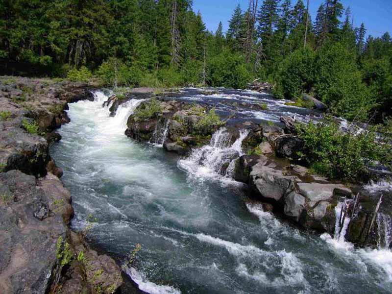 короткие реки