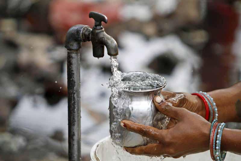 Значимость водных процедур для индийцев