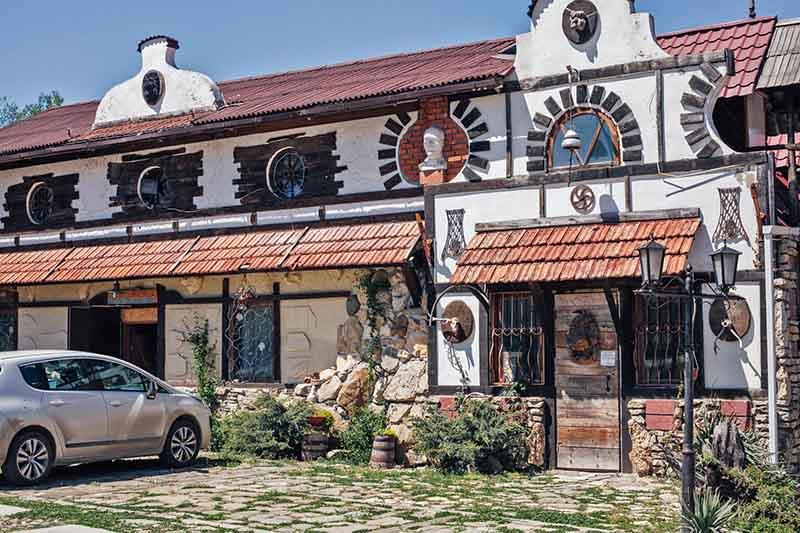 Уникальный музей Беловодье