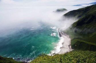 Остров Итуруп: красивый, но с необычным климатом