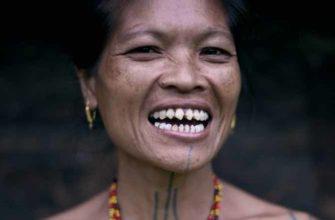 Ритуал спиливания зубов на Бали