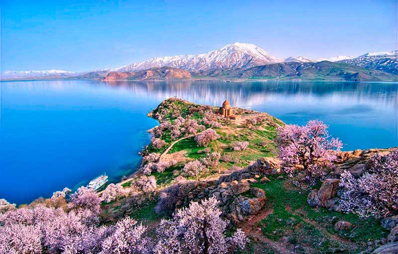 Отношение армянских правителей к водам севана