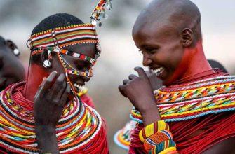 Плевок от масаев — признак уважения и доброго отношения