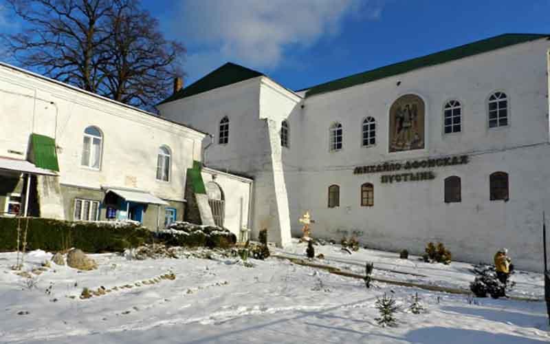 Красоты монастыря