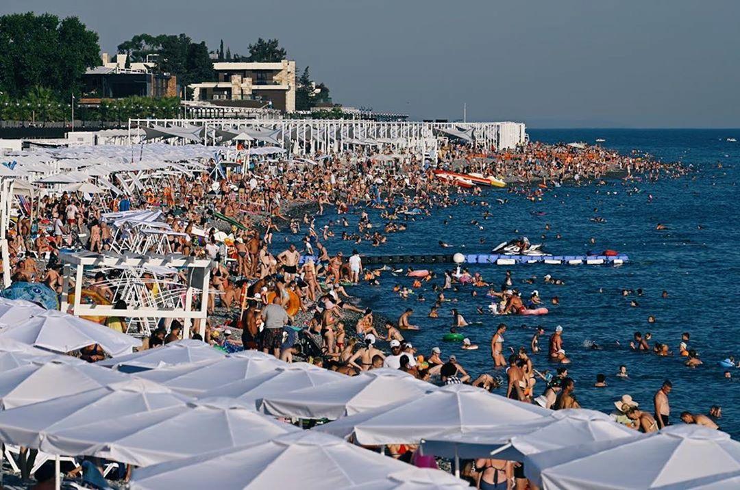 Стоимость отпуска на российских курортах