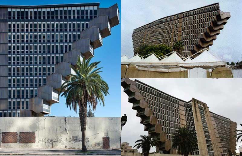Борьба за отель перевертыш в тунисе