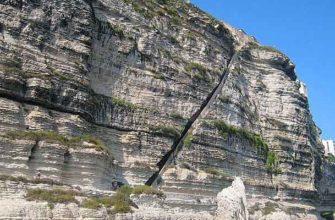 Лестница Арагона, выдолбленная прямо в скале