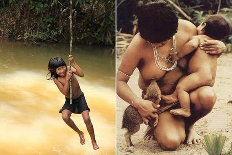 Люди Авы практически исчезли из-за колонистов, которые взяли их к себе в рабство и захватили их земли.