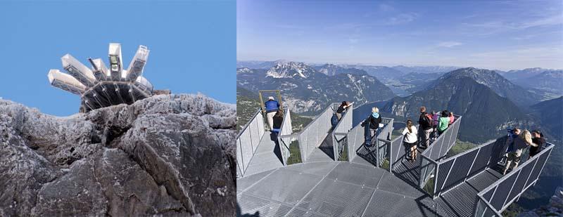 400 метров над пропастью Данная смотровая площадка называется «5 пальцев».