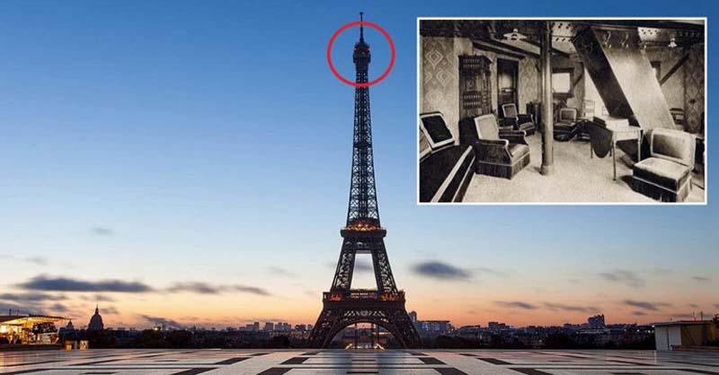 Эйфелева башня — визитная карточка Франции