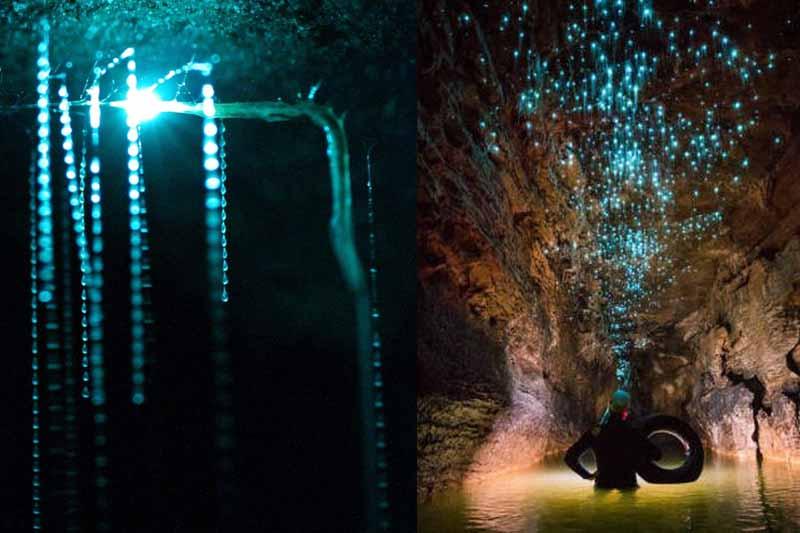 Экскурсии по пещерам