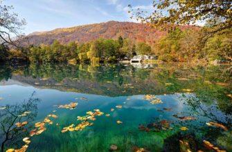 Озеро Церик-Кель в России, которое постоянно увеличивается и не имеет дна