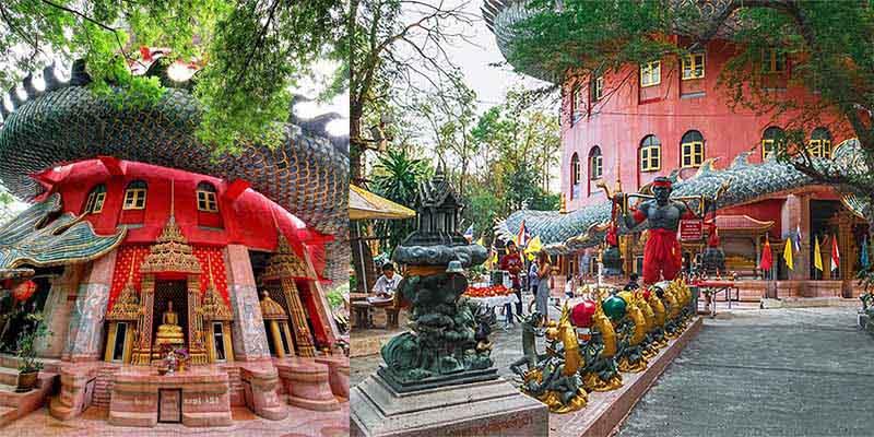 Основали храм еще в 1985 году