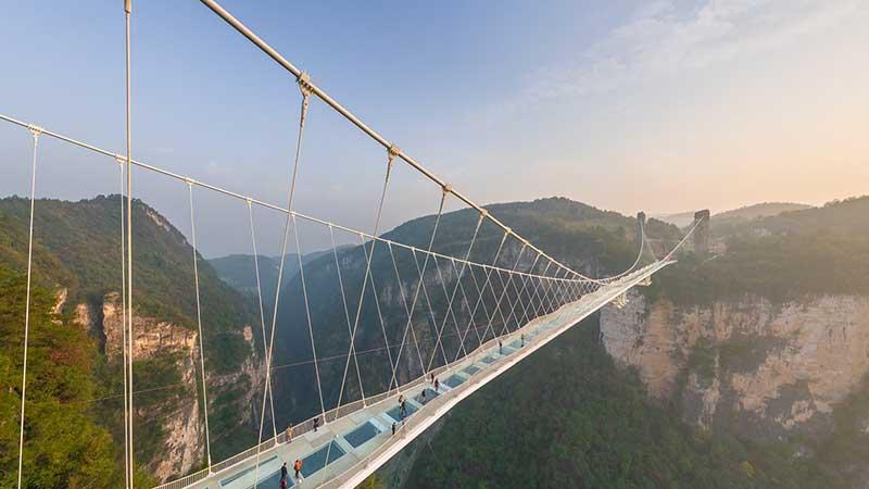 «Мост через небо»