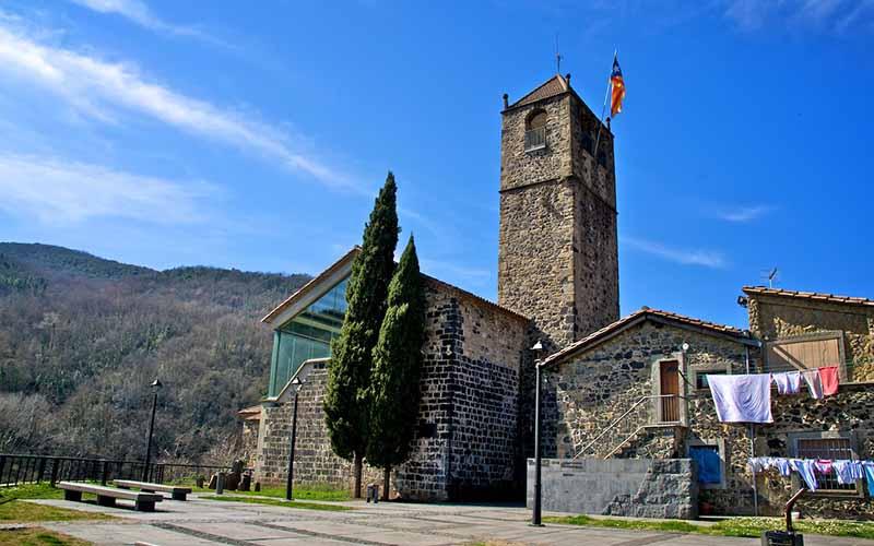 Старинная церковь Св. Сальвадора